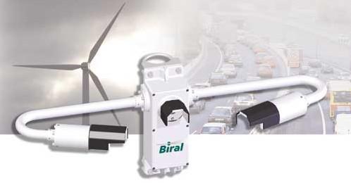 Biral - SWS-50, SWS-100, SWS-200 - Sikt / Present Weather sensorer, VSS serien 1