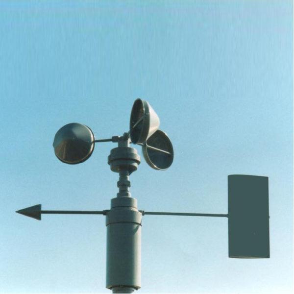 McVan Instruments Ltd. - SYN706/734 - Vindmåler, robust mekanisk for kraner 1