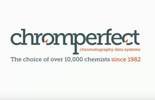 Chromperfect - SL - Kromatografi, dataprogram 1
