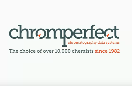 Chromeperfect - SL - Kromatografi, dataprogram 1