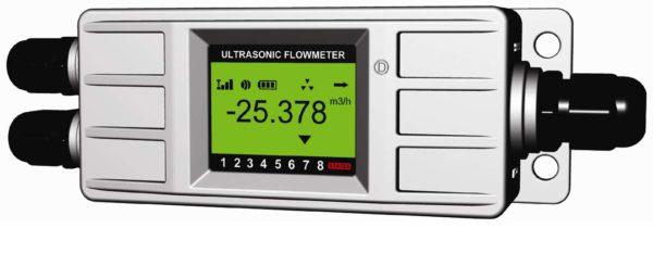 B.M.Tecnolologie - TTFM 100 - Clamp-On flowmeter 4