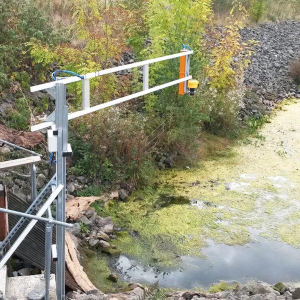 LDI ROW UK Manufacturing Plant Dresford stream monitoring overvåkning industri