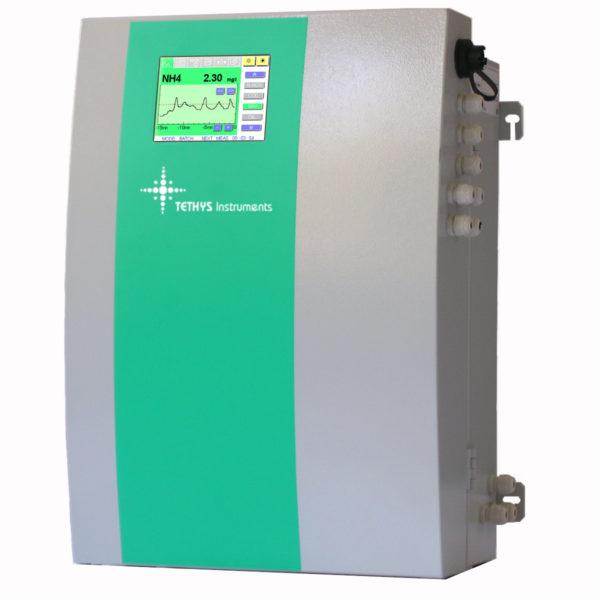 Tethys - UV400 - Online prosess analysator 1
