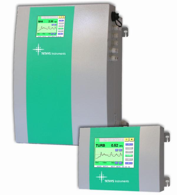 Tethys - UV400 - Online prosess analysator 2