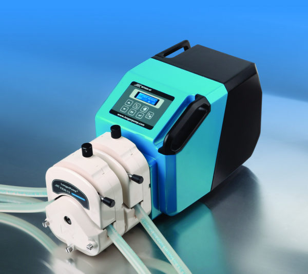 LongerPump - LP-WT600-4F - Peristaltisk pumpe, industri 1