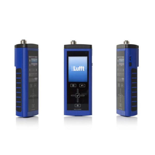 Lufft - XP100 - Håndholdt temperatur høy presisjon 0,01°C, med logging 5