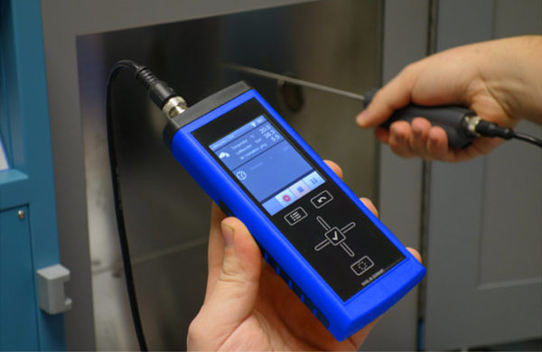 Lufft - XA1000 - Håndholdt temperatur, luftfuktighet og barometrisk trykk 2