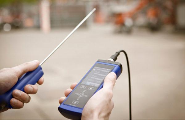 Lufft - XA1000 - Håndholdt temperatur, luftfuktighet og barometrisk trykk 3