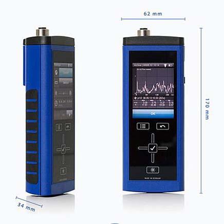 Lufft - XA1000 - Håndholdt temperatur, luftfuktighet og barometrisk trykk 4
