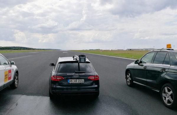 Lufft - MARWIS - Mobil værstasjon, veibane 7