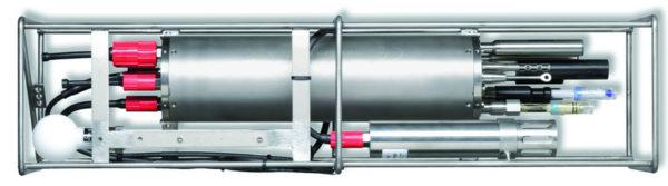 Sea & Sun Technology - Flere modeller - Multiparameter prober, 0-6000 meter 1