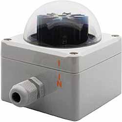 Thies GmbH - Brightness Transmitter Sector-dependent - Byggautomasjon Lysstyrke sektorisert 0-10VDC 1