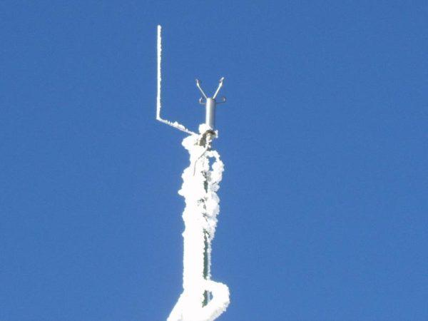 Gill Instruments - WindObserver 70 - Vindmåler, NMEA ultralyd i rustfritt stål med kraftig oppvarming IP66, WO70 2