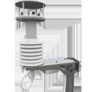 Gill Instruments - MetPak - Proff værstasjon: Vind Temperatur Fuktighet Barometer Duggpunkt Modbus RTU, NMEA 1