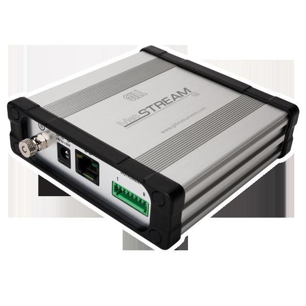 Gill Instruments - MetStream - Live online visning og logging av værdata 1