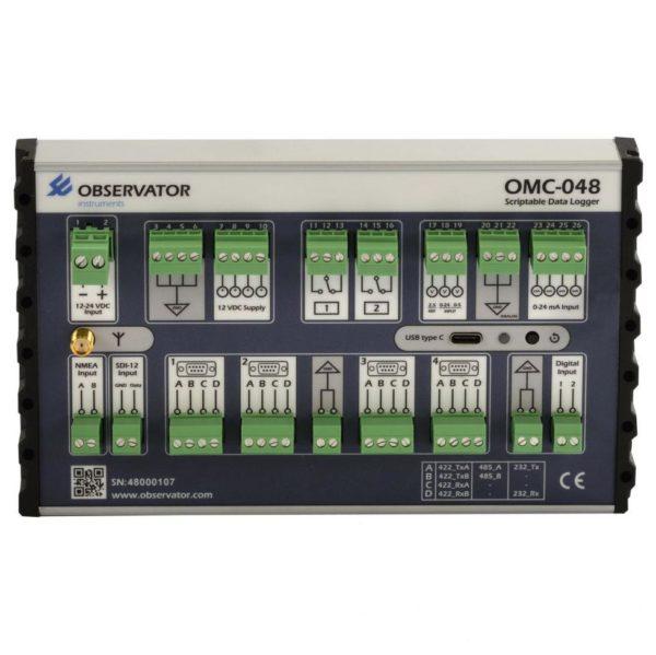 Observator Instruments - OMC-048 - LTE datalogger 1