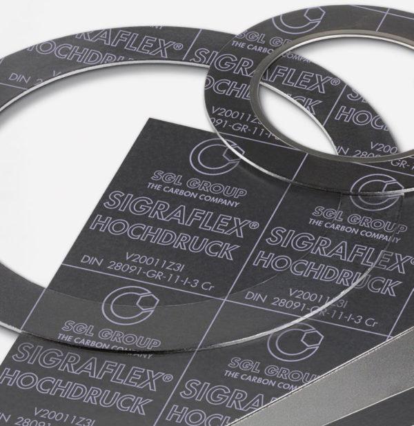 SGL Carbon - SIGRAFLEX - Sealing Materials 1