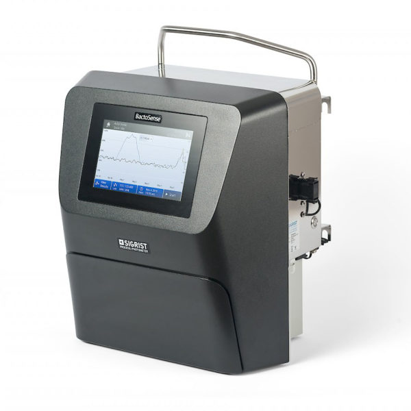 Sigrist - BactoSense - Online Flowcytometer 1
