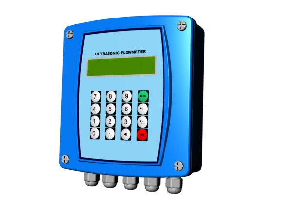 B.M.Tecnolologie - TTFM 100 - Clamp-On flowmeter 3