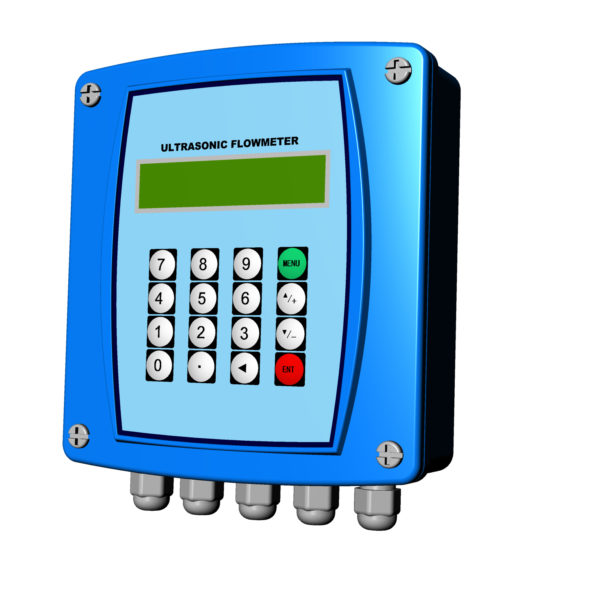 B.M.Tecnolologie - TTFM 100 - Clamp-On flowmeter 3