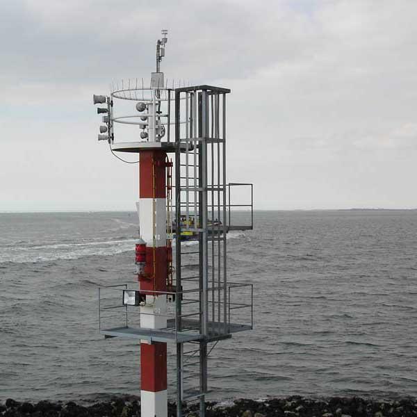 Gill Instruments - MetPak Pro - Proff værstasjon med 4 ekstra innganger: Temperatur Fuktighet Barometer Duggpunkt Modbus RTU 3