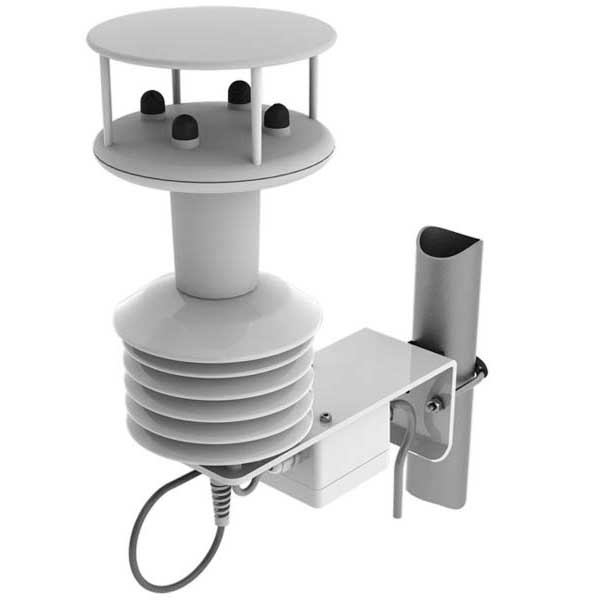 Gill Instruments - MetPak Pro - Proff værstasjon med 4 ekstra innganger: Temperatur Fuktighet Barometer Duggpunkt Modbus RTU 1