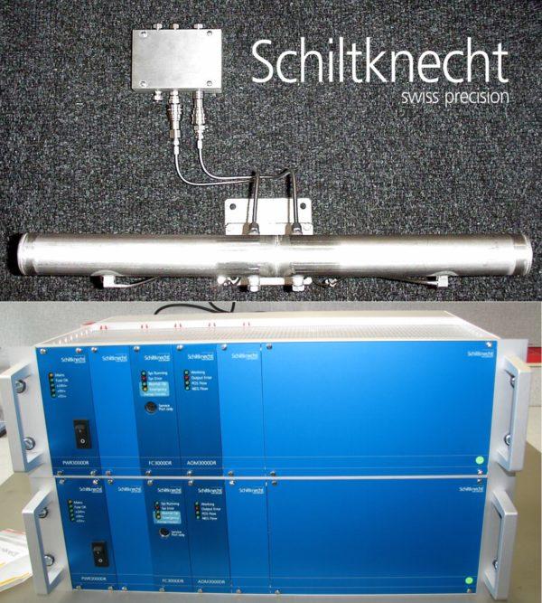 Schiltknecht Messtechnik - TMS3000 - Lufthastighetsmåler for tunnel 2