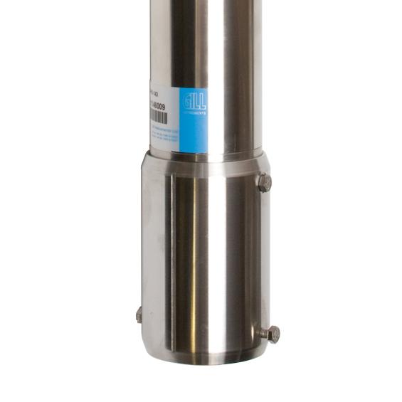Gill Instruments - WindObserver 70 - Vindmåler, NMEA ultralyd i rustfritt stål med kraftig oppvarming IP66, WO70 4