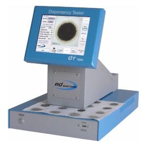 AD Systems - DT100DL - Dispersancy tester motorolje 1