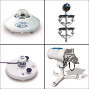 Lyn og strålingsinstrumenter