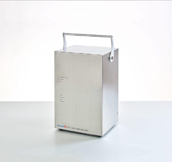 High-end kondensasjon partikkelteller 1