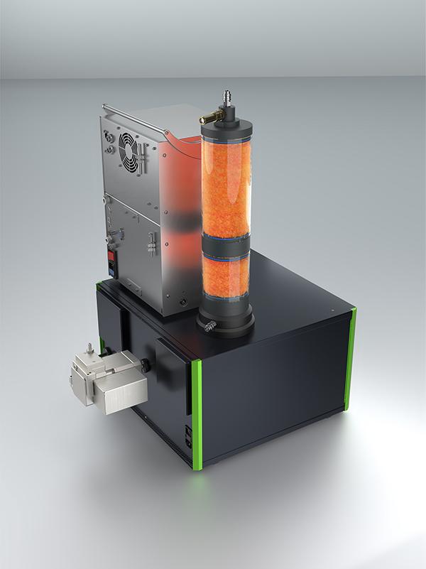 High-end kondensasjon partikkelteller 2